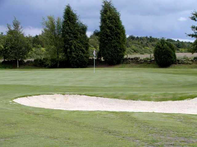 Dullatur Golf Club - Carrickstone Course's 13th hole