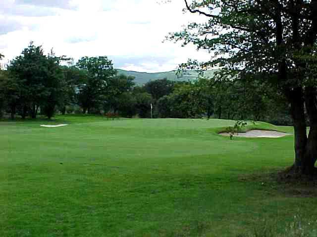 Dullatur Golf Club - Carrickstone Course's 1st hole