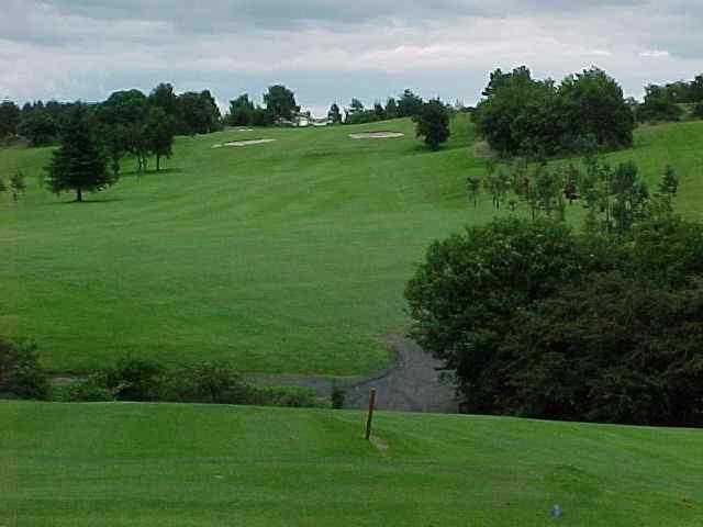 Dullatur Golf Club - Carrickstone Course's 9th hole