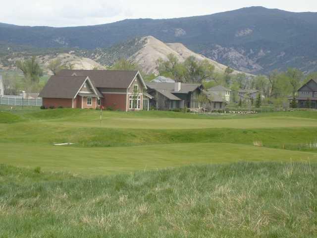 A view of fairway #3 at Eagle Ranch Golf Club
