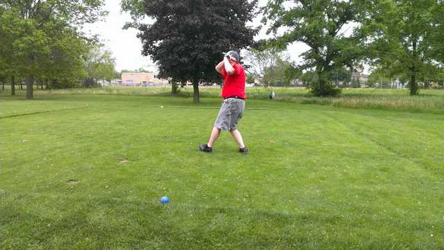 A view from Washington Park Municipal Golf Course (Patrick Ginnaty-Moore)