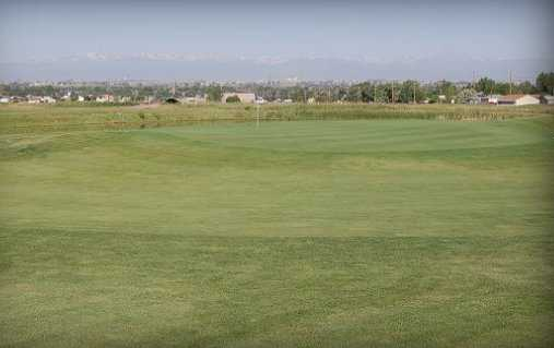 A view of the 3rd hole at Coyote Creek Golf Course