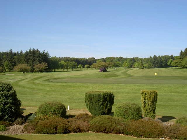 Downfield Golf Club: 9th hole