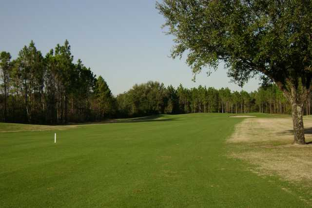 A view from Sunny Hills Golf Club
