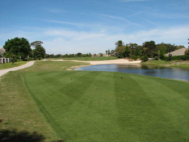No. 11 at the Nicklaus course at Bay Point resort.