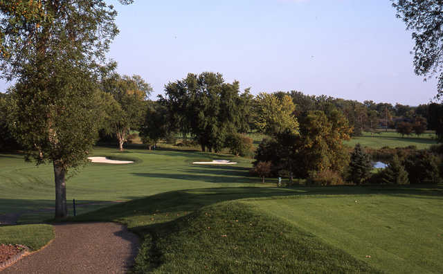 View of a green at Hastings Golf Club & Events