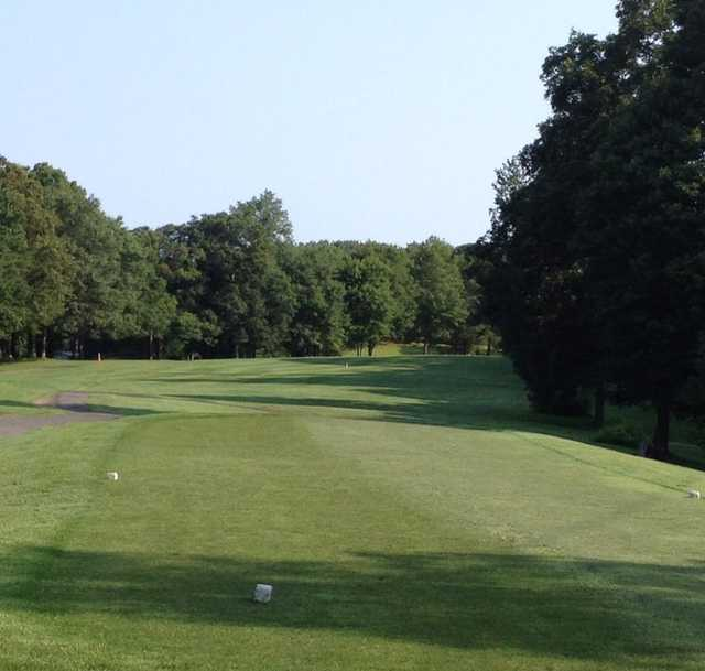 A view from a tee at Western Hills Golf Course (Jimmy Dean)