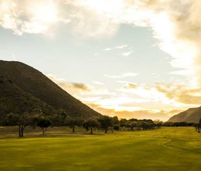 A view from Baja Country Club