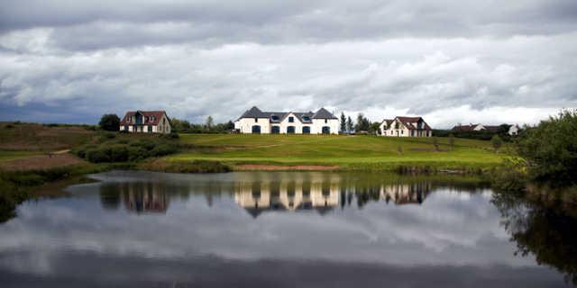 View from Drumoig Hotel Golf Resort