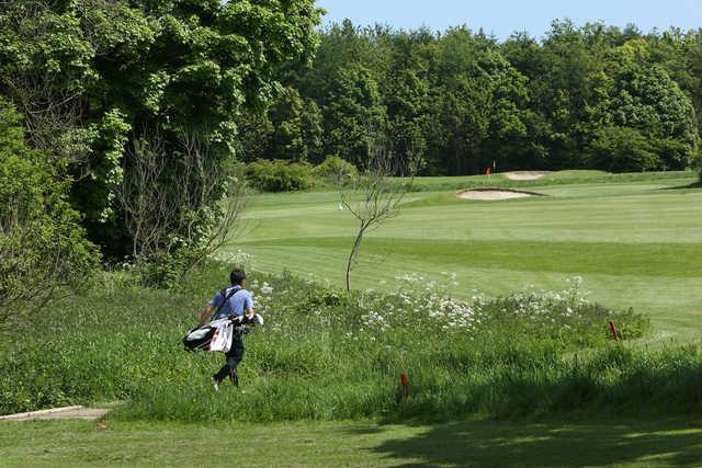 View from George Washington Golf Club