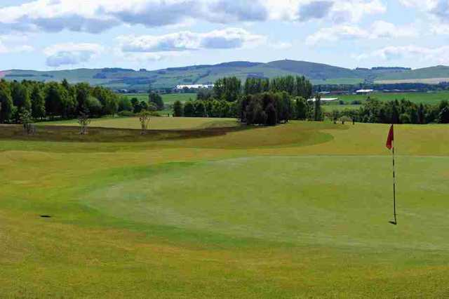 A view of the Strathmore course