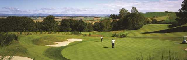 View from the Murrayshall Course