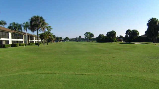 A view of a fairway at The Golf Club of Jupiter