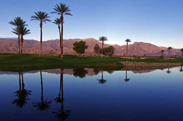 View from Borrego Springs Resort