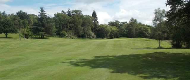 View from #1 at Kilsyth Lennox Golf Club