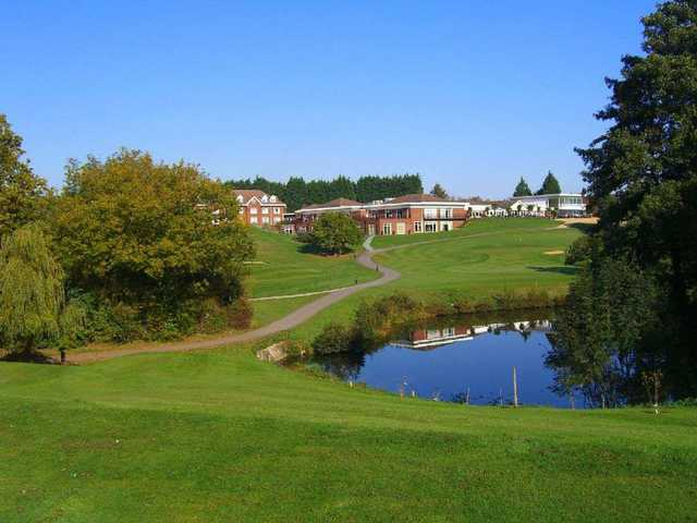 View from Stoke by Nayland Golf Club