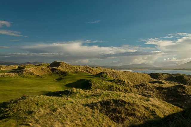 A view from Sandy Hills Links at Rosapenna Hotel and Golf Links