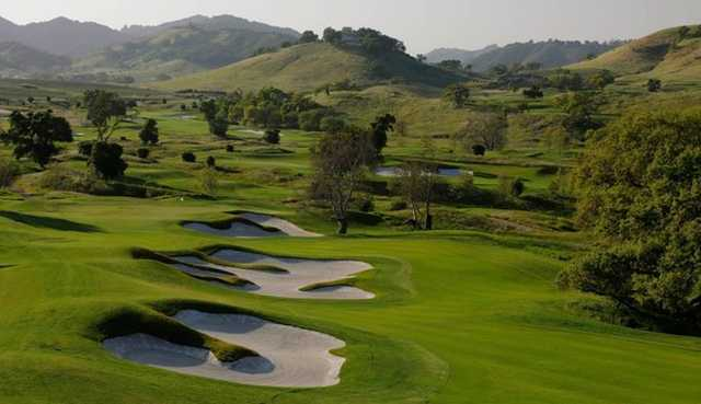Robert Trent Jones Jr. has called CordeValle Golf Club one of his finest designs.