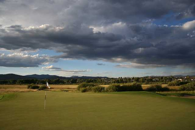 View from Grand Elk Golf Course
