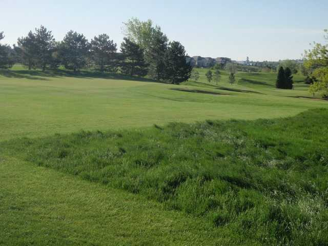 A view of the 17th hole at South Suburban Golf Course - Eighteen Hole