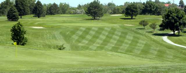 A view from Meadowlark Hills Golf Course