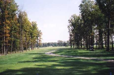 A view from tee #6 at Pike Run Golf Club