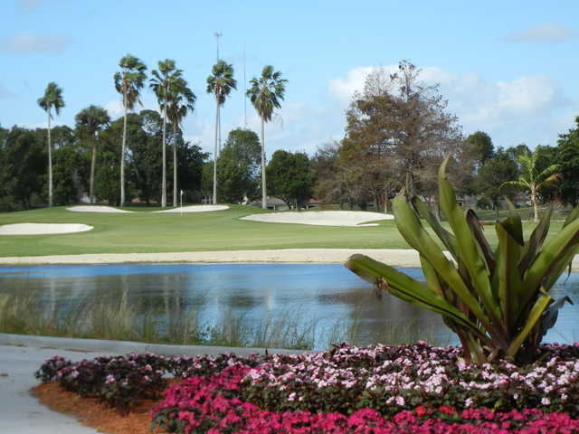 View of the 8th hole at Atlantic National Golf Club