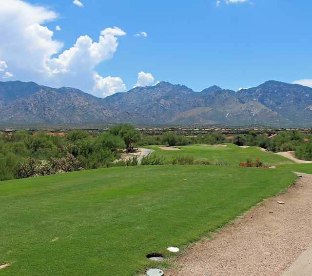 A view from The Views Golf Club at Oro Valley