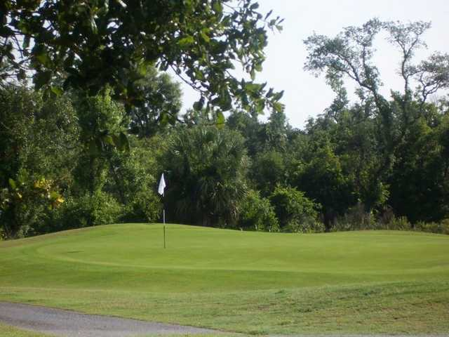 A view from Paradise Golf Course.