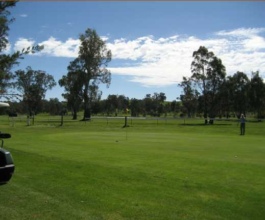 View from Alexandra Golf Club
