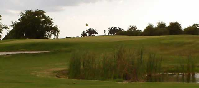 A view from Belle Glade Municipal Golf Club