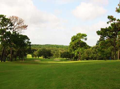 A view from Pine Ridge Golf Club