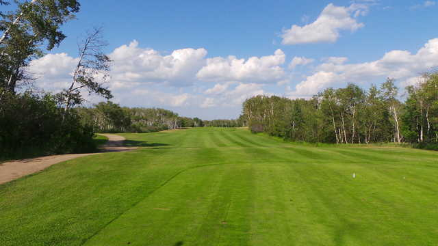 A view from tee #11 at Shilo Country Club
