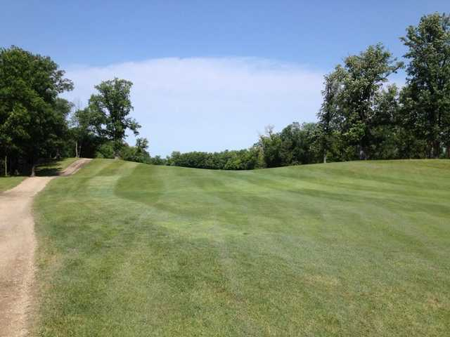 A view of a fairway at Maplewood Golf Club (Bob Schattgen)