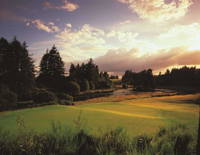 The Queen's Course at Gleneagles