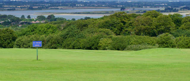 A view from St Fintan's Course at Deer Park Golf and FootGolf