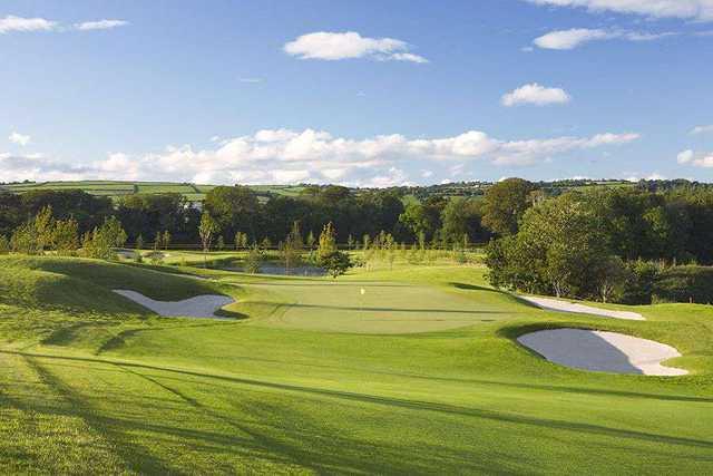 Fota Island Golf Club: Barryscourt 7th