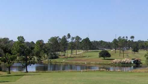 A view from Cypress Lakes Golf Club