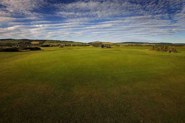 The 6th hole at Fortrose and Rosemarkie, known as 'Rosehaugh'