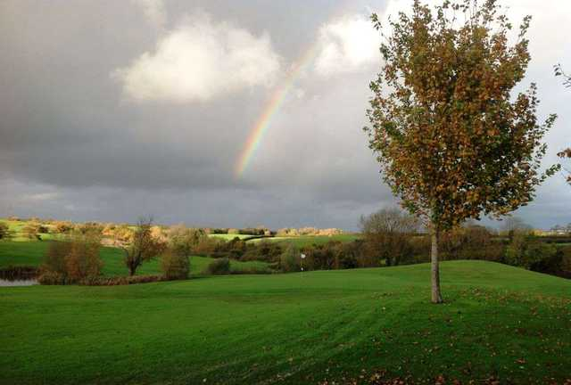View from Woodspring golf course