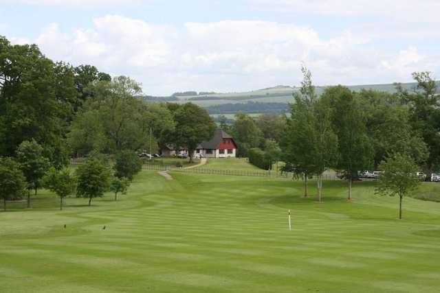 The fairways at Minto Golf Club