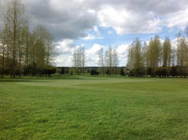 The Worldham golf course