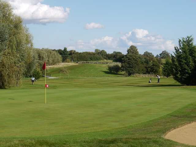 Green at Aylesbury Vale Golf Club