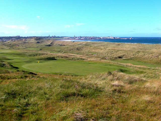 Fraserburgh Golf Club - The Corbie Hill Course: 2nd hole
