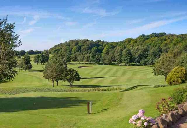 A view from Frodsham Golf Club
