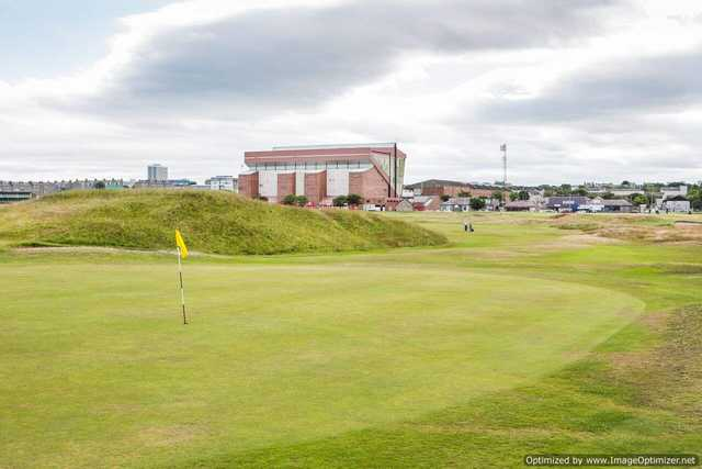 A view from King's Links Golf Course
