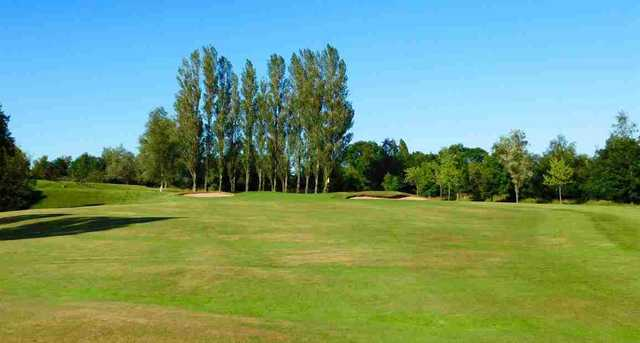 Green fairways at Shirley Golf Club