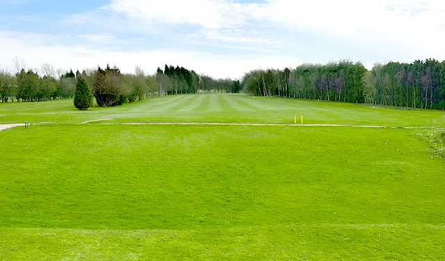 The 5th Hole at Dukinfield Golf Club