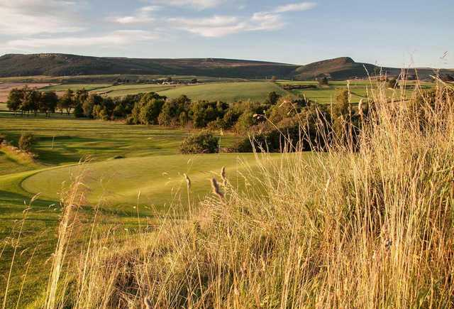 A view surrounding the stunning Skipton golf course