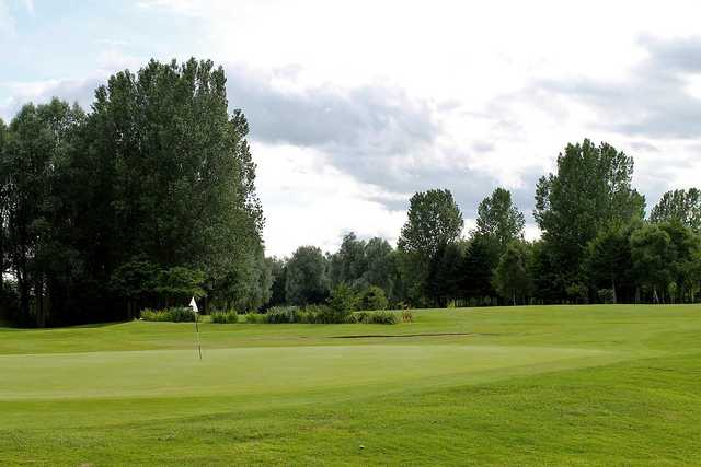 The Drax golf course